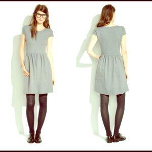 🆕 Madewell Ponte Screenplay Dress WITH POCKETS